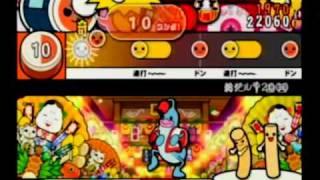 getlinkyoutube.com-【太鼓の達人13】 黄ダルマ2000(おまけ譜面?)
