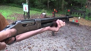 getlinkyoutube.com-Winchester Model 97  Take-down model