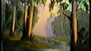 getlinkyoutube.com-Paint Bluegum trees - André Grobler