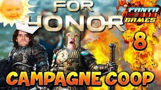 FOR HONOR !!! CAMPAGNE COOP - EP.8 avec Fanta et Bob !! Let's Play PC FR 1080p60