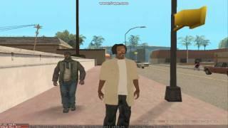 getlinkyoutube.com-GTA San Andreas : Rappers MOD