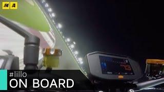 getlinkyoutube.com-KTM SuperDuke 1290R 2017 onboard a Losail (Qatar)
