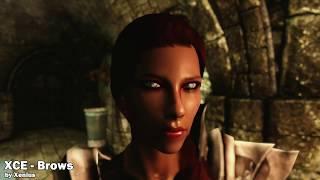 getlinkyoutube.com-Skyrim Mods: Oblivion Realms, Dread Huntress Armor, Dragons Crown Sorceress