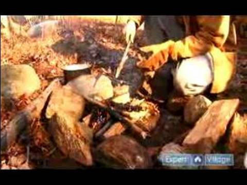 Campfire & Camping Safety Tips : Tips for Managing a Fire: Campfire Safety