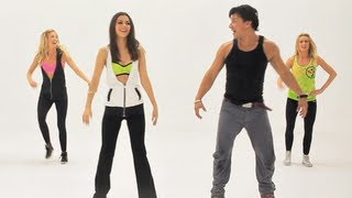 "getlinkyoutube.com-Victoria Justice - ""Shake"" - Zumba Video"