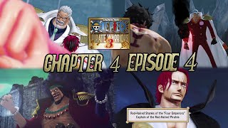 getlinkyoutube.com-One Piece: Pirate Warriors 3 - Chapter 4 [Episode 4: The War's Conclusion] ~ Hard Mode