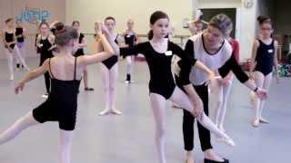 オランダ国立バレエ、子どものためのダンス デーを開催。の画像