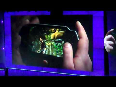 CGR E3 2011 Adventure Pt13: UNCHARTED: Golden Abyss for PS VITA preview