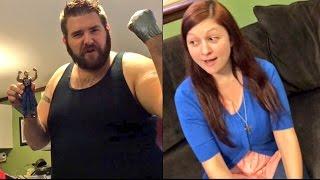 getlinkyoutube.com-CRINGEY WWE HALLOWEEN COSTUMES ROASTED BY HEEL WIFE!
