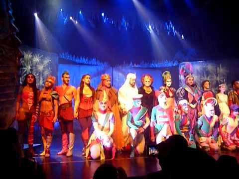 Excalibur, una leyenda musical, Saludos-Estreno 18/01/2012- Emilio Yapor