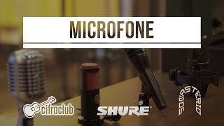 MICROFONE #3 | Curso de áudio