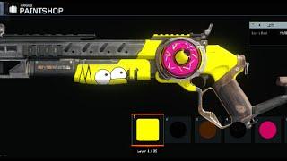 BEST ARGUS PAINT JOB / Black Ops 3 / Simpsons
