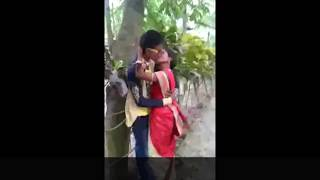 Desi Bhabhi Kissing Devar | Hot Kiss