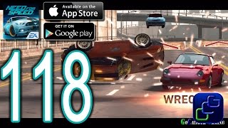 getlinkyoutube.com-NEED FOR SPEED No Limits Android iOS Walkthrough - Part 118 - Car Series: German Precision Chapter 6