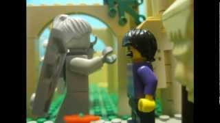 getlinkyoutube.com-Don't Blink LEGO Doctor Who