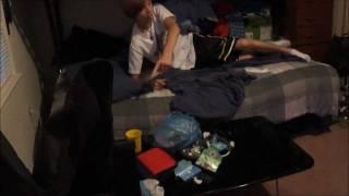 getlinkyoutube.com-17 YEAR OLD KID PEES IN BED!