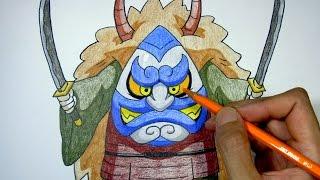 妖怪ウォッチ なまはげ描いてみたYO-Kai Watch drawing