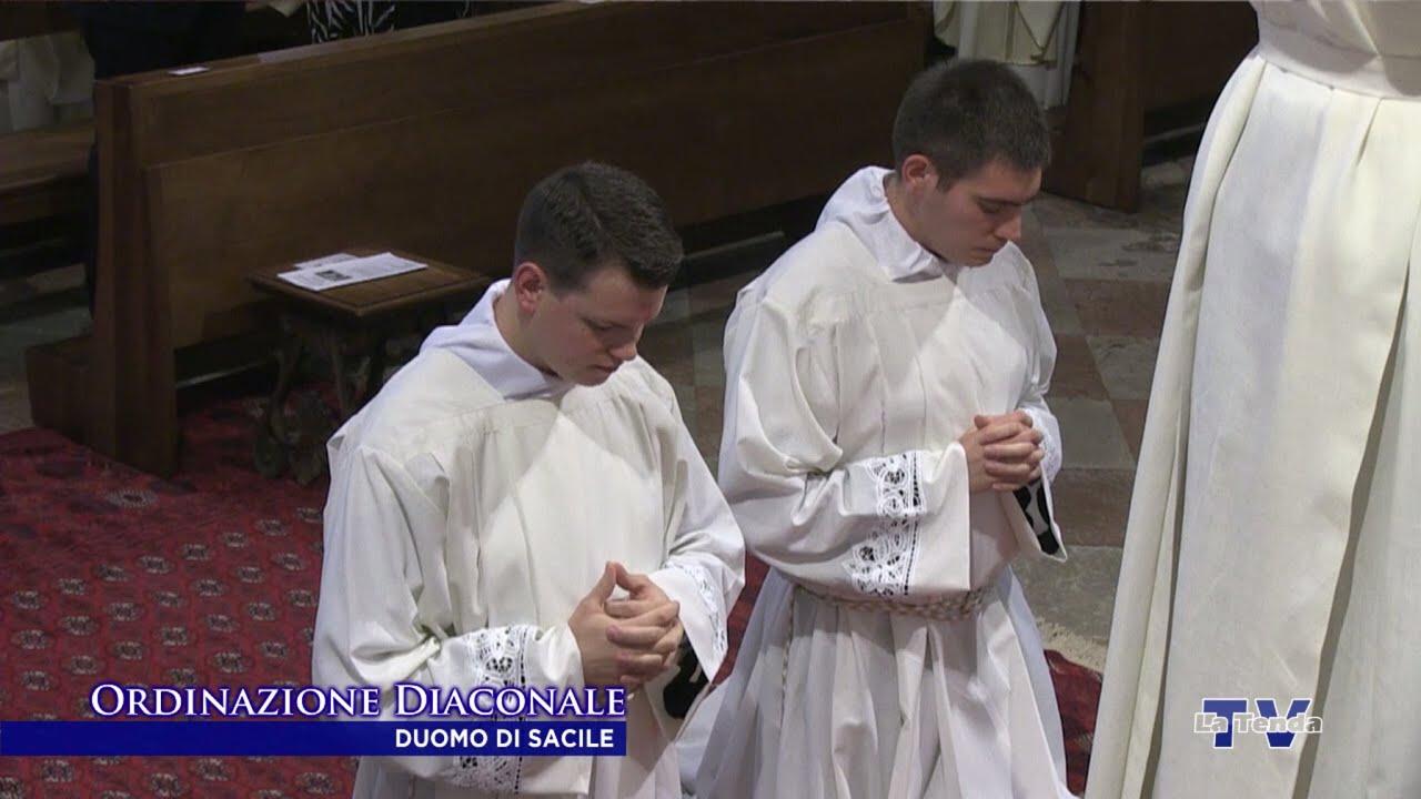 Ordinazione diaconale di Davide Forest e Giovanni Stella