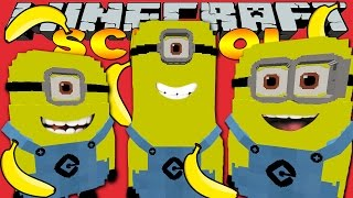 getlinkyoutube.com-Minecraft School : GOING TO SEE THE MINIONS MOVIE!