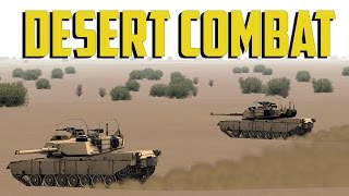 getlinkyoutube.com-Steel Beasts - Desert Combat Pt. 1