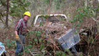 "getlinkyoutube.com-Redneck Restoration's ""This Old Truck"" Blackberry  Rescue 1977 Chevy 4 X 4"
