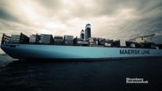 World's Biggest Ship :Maersk Triple-E