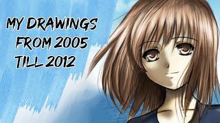 getlinkyoutube.com-My Manga drawings since I started to 2012!