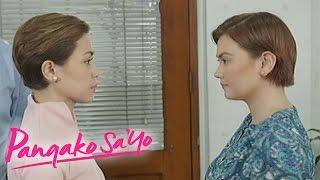 getlinkyoutube.com-Pangako Sa'Yo: Claudia as Greta