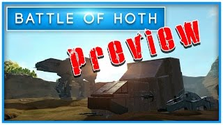 getlinkyoutube.com-The Battle of Hoth Preview - Millennium Falcon, AT-AT's, AT-ST, Snow Speeder and More!