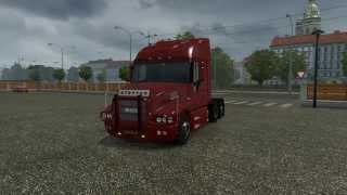 Euro Truck Simulator 2 (Обзор IVECO STRATOR V3)