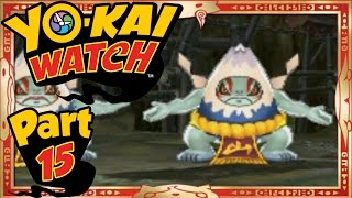 getlinkyoutube.com-Yo-Kai Watch - Part 15 | Upgrade To Rank B! [English Gameplay Walkthrough]