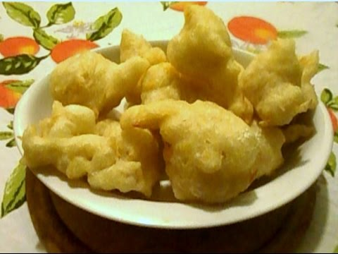 Video Ricetta Cibo Di Strada: Past Crisciut  Zeppole Salate