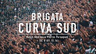 getlinkyoutube.com-Brigata Curva Sud: Match Ambience PSS vs Persepam - ISC B (01.10.16)