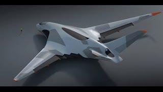 getlinkyoutube.com-Future Russian Special Purpose Aircraft PAK TA