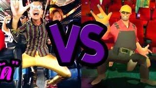 getlinkyoutube.com-รักตุ๊ด - บี้ เดอะสกา VS Garry's Mod