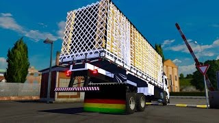 getlinkyoutube.com-Euro Truck Simulator 2 - Bob truck + Link Download  by Matheus Ramos