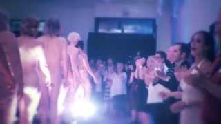 Stripped 2015 Naked Fashion Show Fundraiser Promo Video