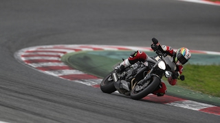 getlinkyoutube.com-2017 Triumph Street Triple RS Review | Road + Track Test