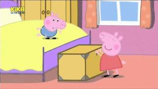 getlinkyoutube.com-Peppa Wutz (Peppa Pig) 018 Verkleiden - Dressing Up