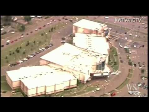 Oklahoma Tornado Video: Oklahoma City Ravaged by Tornado