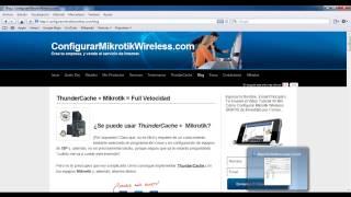 getlinkyoutube.com-Configuración de Mikrotik Router Os Rb 751g-2hnd para tu Empresa, Ciber Cafe.
