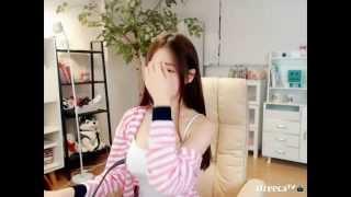getlinkyoutube.com-Park Ga Rin 박가린 생방송♥(7/10/2014)Highlight(Part 3)