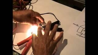 getlinkyoutube.com-COMPROBANDO TRANSISTOR MOSFET CON UNA LAMPARA DE 12 V.mp4