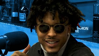August Alsina Interview at The Breakfast Club Power 105.1 (12/11/2015)