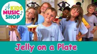 getlinkyoutube.com-Jelly on a plate