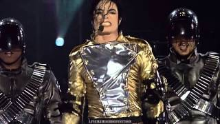 getlinkyoutube.com-Michael Jackson - They Don't Care About Us - Live Munich 1997- Widescreen HD