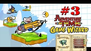 getlinkyoutube.com-Adventure Time Game Wizard - Draw Your Own Adventure Time Games Gameplay Walkthrough Part 3