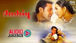 Aashiq Audio Songs Jukebox   Bobby Deol, Karisma Kapoor   Superhit Hindi Songs