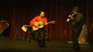 getlinkyoutube.com-Vadim Kolpakov & Arkadiy Gips - Chardash by V. Monti / Чардаш. Композитор В. Монти