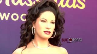getlinkyoutube.com-Selena Quintanilla ya tiene su estatua de cera en Hollywood